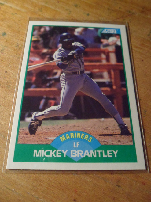 Mickey Brantley - 89