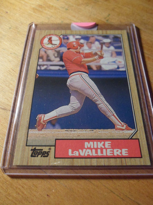 Mike LaValliere - 162