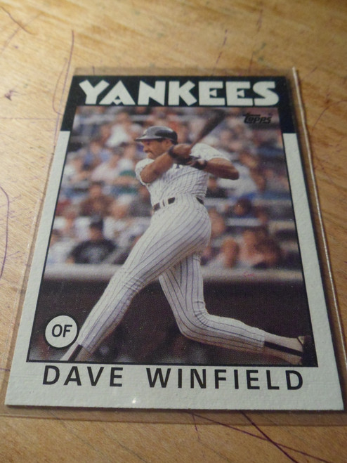 Dave Winfield - 3 cards