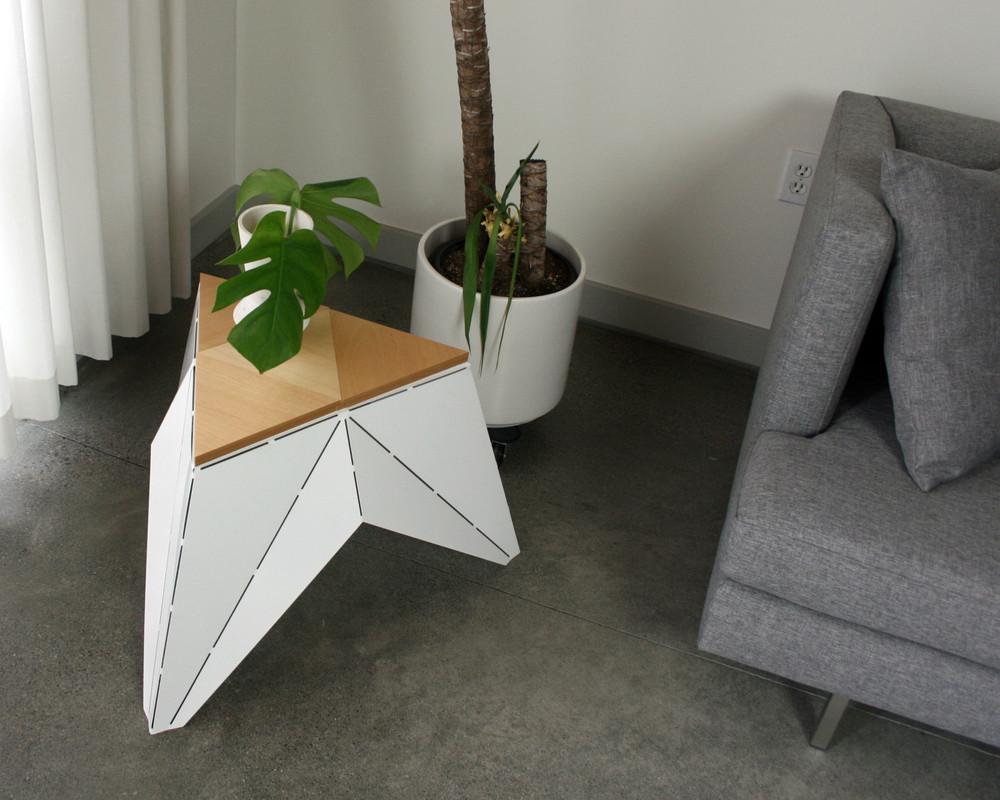 Trigon side table