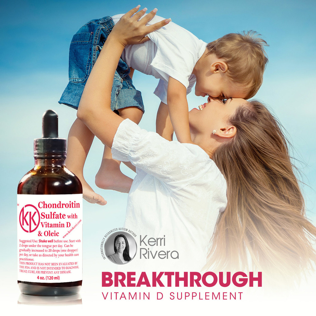 A picture of a mother carrying her son over her head in joy.  Keto Kerri Chondroitin Sulfate helps with bone health support and skin health support.