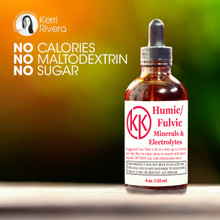"""KK Humic/Fulvic is considered the ultimate """"nutrient booster"""", which works in a way that helps us absorb and use other nutrients better — such as microbiota, probiotics, antioxidants, fatty acids, vitamins and minerals."""