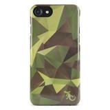 Designer Profile Case For iPhone SE/8/7/6/6s - Sharp Moss
