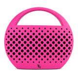 Bluetooth Speaker with Carry Handle - Pink