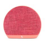 Designer Fabric Bluetooth Speaker - Coral