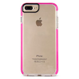 Ultra Tough Bump Slim Case for iPhone 8/7/6/6s Plus - Glow Pink