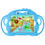 "Kids Monkey Case for iPad 5/6, Air 1+2 & Pro 9.7"" - Blue"