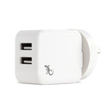 Essentials Dual USB Wall Charger - 3.1AMP