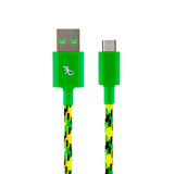 Essentials USB to Micro-USB braided cable - 1.2m