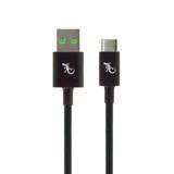 Essentials USB to USB-C cable 1.0m - Black