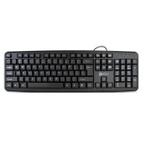 Office Essentials Basic Wired Keyboard
