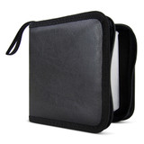 Office Essentials CD/DVD wallet - 24 sleeves