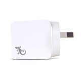 USB Wall Charger 2.4AMP - White