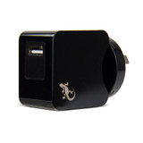USB Wall Charger 2.4AMP - Black