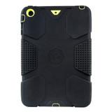 Rugged Classic Case for iPad mini 1/2/3 - Black/Citron