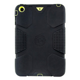 Ultra Tough Classic Case for iPad mini 1/2/3 - Black/Citron