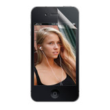 Clear Screen Protector for iPhone 4/4s - 3 pack
