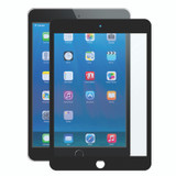 """Bubble-Free Screen Protector for iPad 5/6, Air 1+2 & Pro 9.7"""" - Black - 1 pack"""
