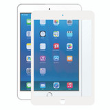 """Bubble-Free Screen Protector for iPad 5/6, Air 1+2 & Pro 9.7"""" - White - 1 pack"""