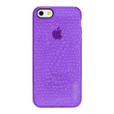 Glow in the Dark Case for iPhone 5/5s/SE - Purple