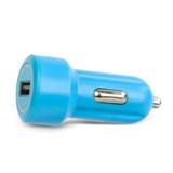 Gecko Car Charger Single USB Port 2.4 Amp - Nautical blue