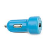 USB Car Charger 2.4AMP - Nautical blue