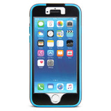 Ultra Tough Slim Case for iPhone SE/8/7/6/6s - Black/Blue