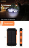 Outdoor Portable Power Bank for Cellphone, Tablet, Ipad, Smartwatches & Other USB Charging - Product Live Demo Video Attached