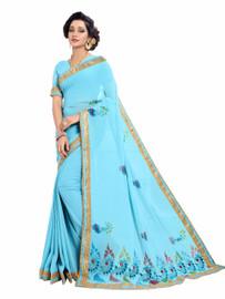 Womens wear Sarees Silk Sarees Chiffon SilkShop by Series Series 2