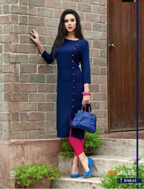 Womens wear Kurtis (Mini. Order 4)Womens wear Kurtis (Mini. Order 4) RayonShop by Series Series 12