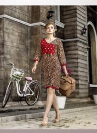 Womens wear Kurtis (Mini. Order 4)Shop by Series Series 12Womens wear Kurtis (Mini. Order 4) Cambric Cotton kurtis