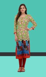 Womens wearWomens wear Kurtis (Mini. Order 4)Womens wear Kurtis (Mini. Order 4) Cotton