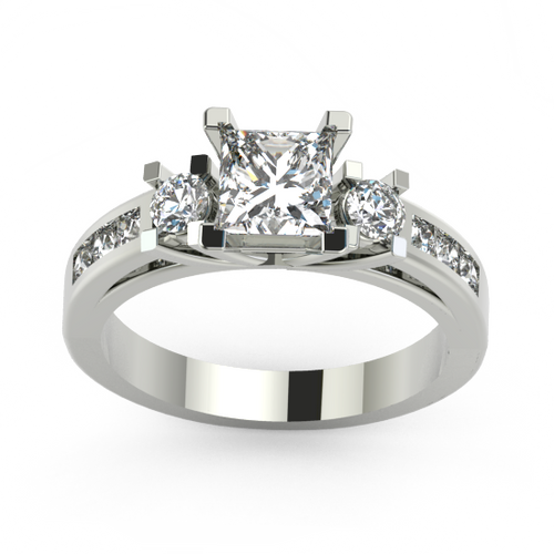 Jewellery BridalJewellery Engagement RingsJewellery Bridal Engagement RingsJewellery Engagement Rings Solitaire Tri Diamonds
