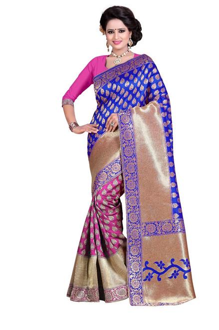 Womens wear Sarees Silk Sarees Banarasi Silk