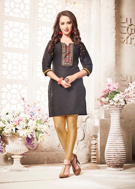 Womens wearWomens wear Kurtis (Mini. Order 4)Womens wear Kurtis (Mini. Order 4) Cotton Silk