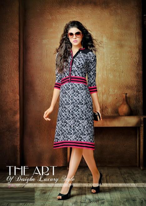 Womens wear Kurtis (Mini. Order 4)Shop by Series Series 12Womens wear Kurtis (Mini. Order 4) Silk