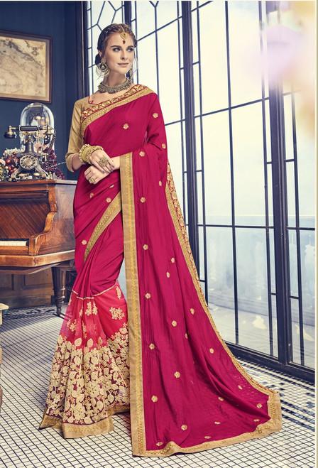 Womens wearWomens wear SareesShop by Series Series 9Womens wear Sarees Silk Sarees Silk & Net