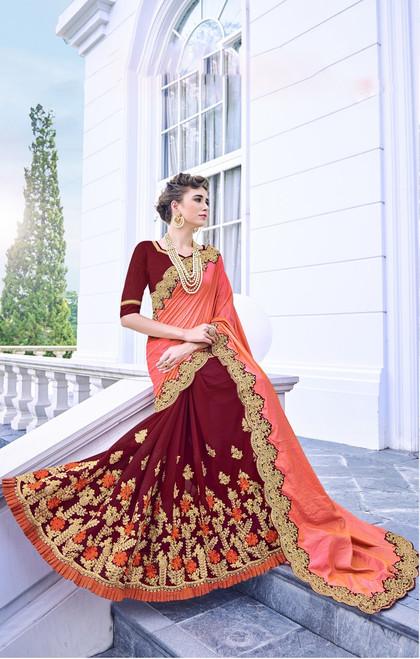 Womens wearWomens wear SareesShop by Series Series 9Womens wear Sarees Silk Sarees Silk & Georgette