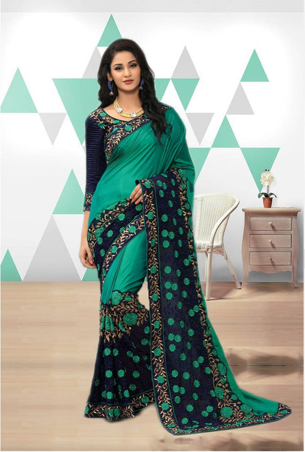 Womens wearWomens wear SareesShop by Series Series 9Womens wear Sarees Art Silk & Georgette