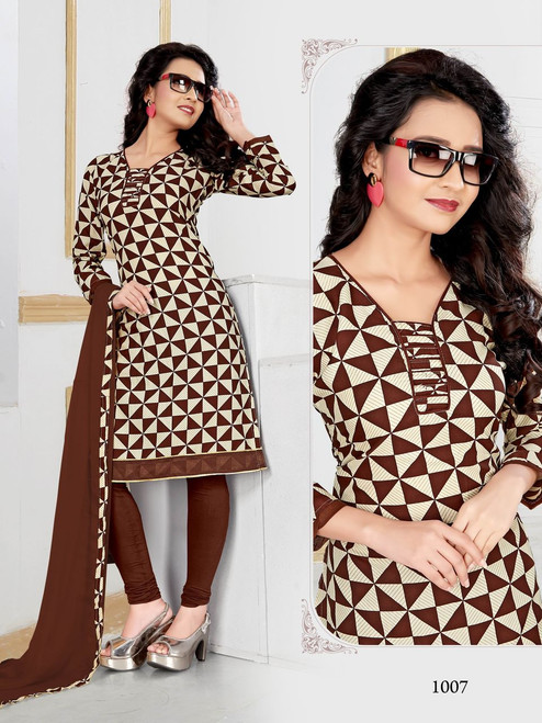Womens wearWomens wear Dress MaterialShop by Series Series 17Womens wear Dress Material PC Cotton