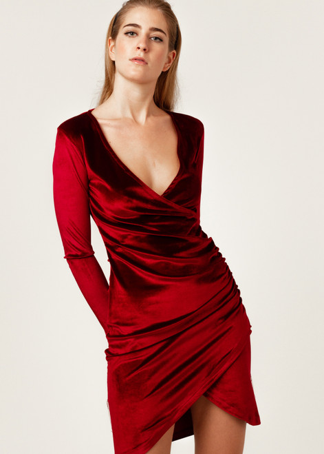VELVET DRESS CROSS  PN - 10014 - MADE IN EUROPE