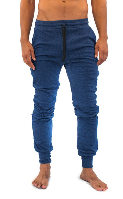 Unisex Organic RPET French Terry Jogger Pant MADE IN US - PN - 97177