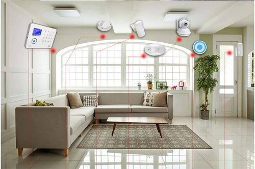 Home Security and CCTV Solution for Residence