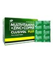 Clusivol Plus Multivitamins and Minerals 1 Tablet