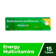 Berocca Mango Orange Effervescent Tablets - 15S