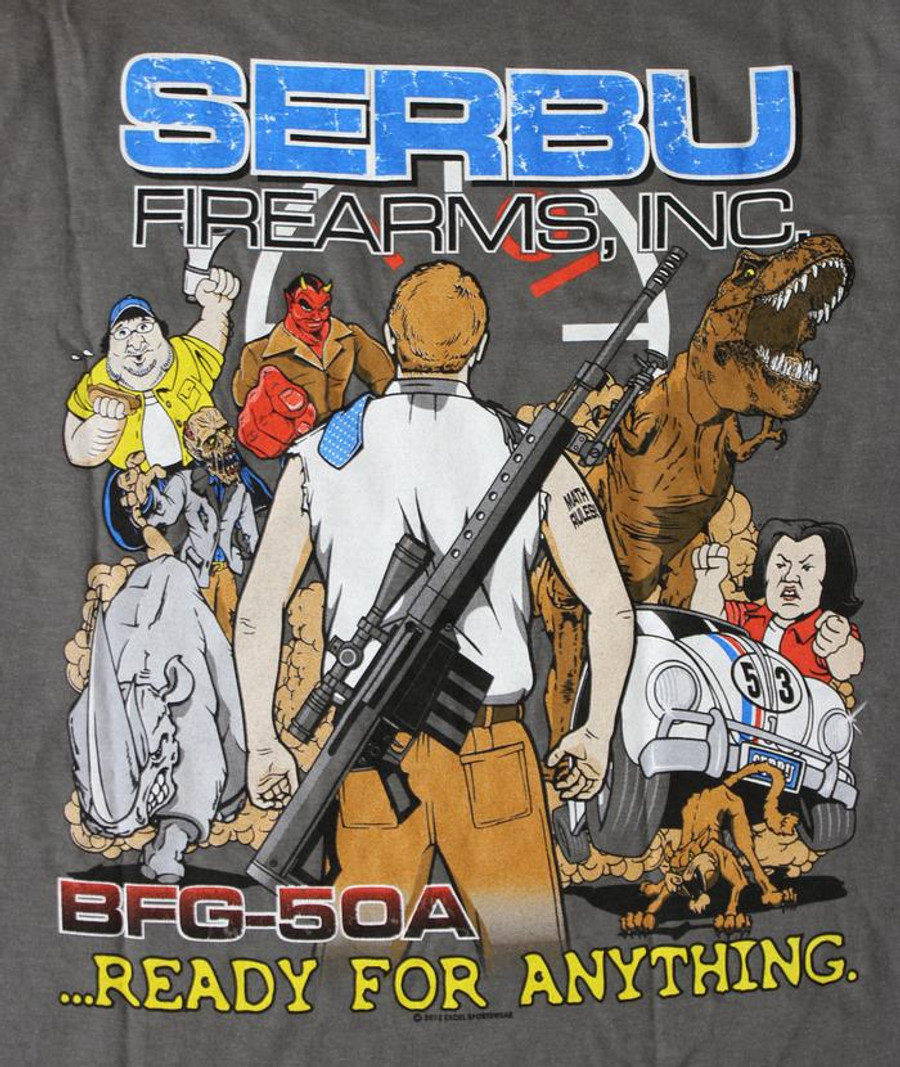 BFG-50A T-shirt