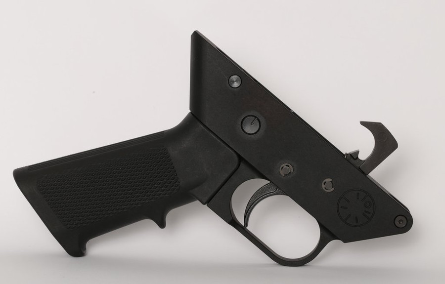 *Picture of completed trigger housing for reference only. Does not come with hammer, trigger, safety or grip.*