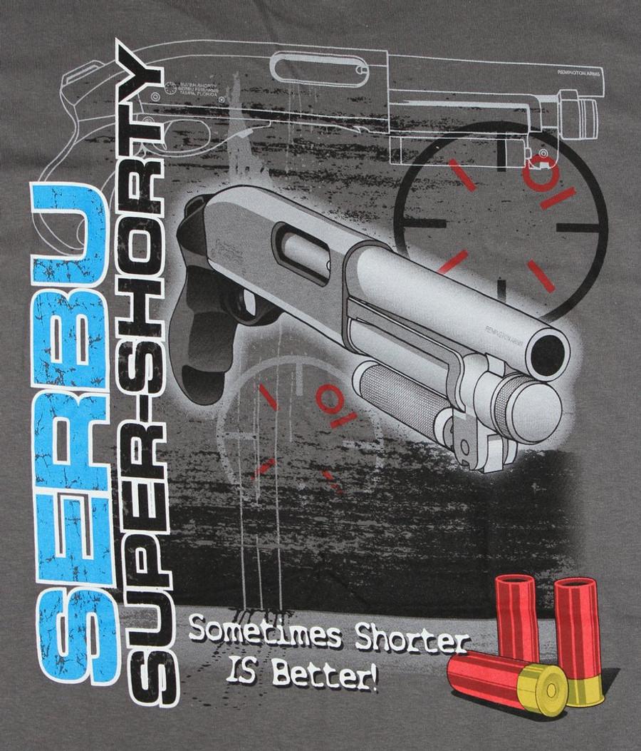 SUPER-SHORTY T-Shirt