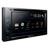 "Pioneer Multimedia DVD Receiver with 6.2"" WVGA Display - AVH-190DVD"