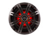 Kicker KM 6.5 inch 4 Ohm LED Lit Coaxial Speaker